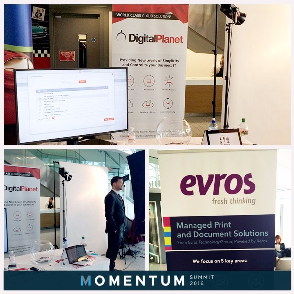 Momentum Summit | Evros Technology Group