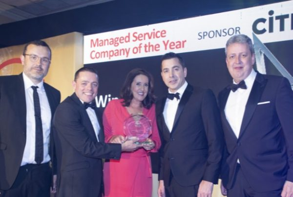 cloud company of the year