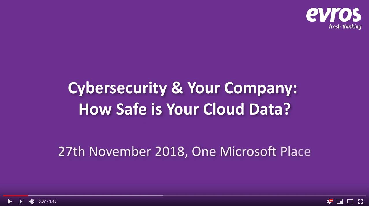Evros Microsoft Security