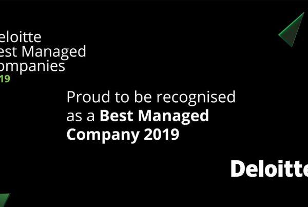 Deloitte best managed companies 2019