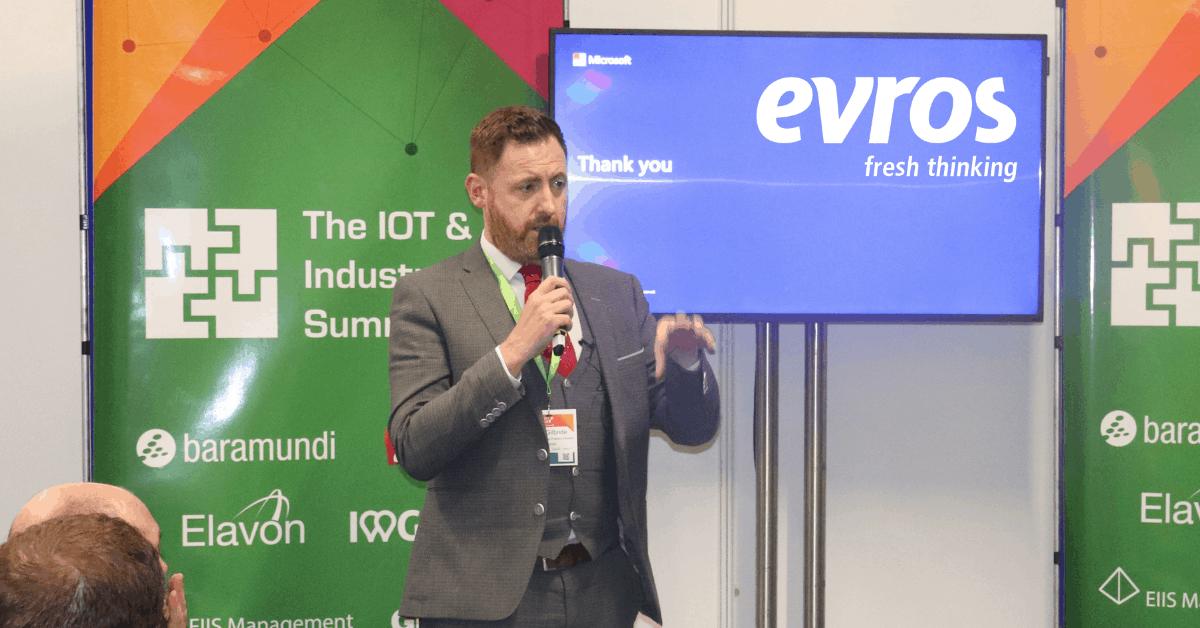 Evros Explores Enterprise App Enablement at TechConnect 2019