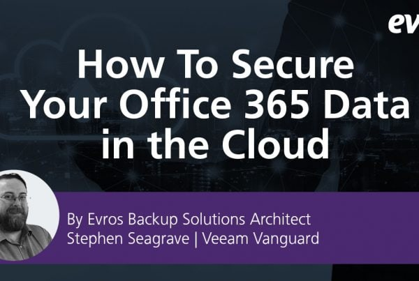 secure your office 365 data with veeam